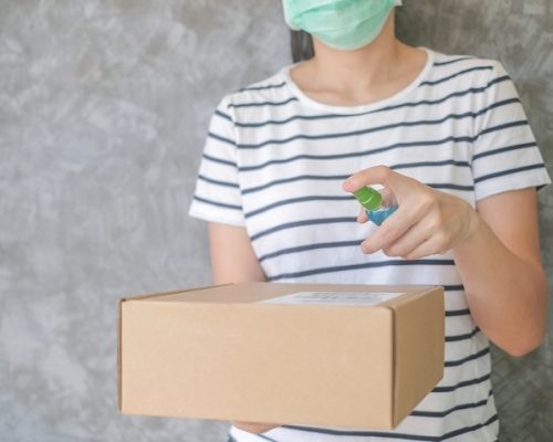 5 TIPS ON HOW TO DISINFECT PACKAGES FOR COVID-19